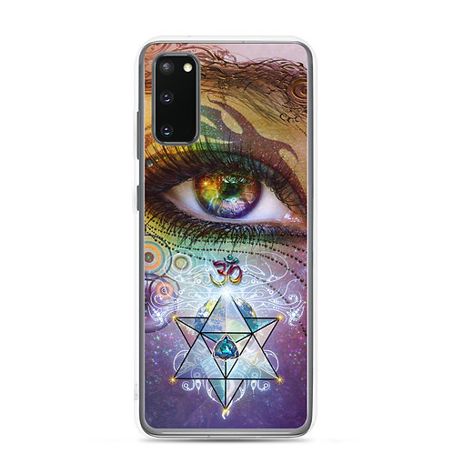 """Samsung Case """"Rainbow Eye"""" by Lilyas"""