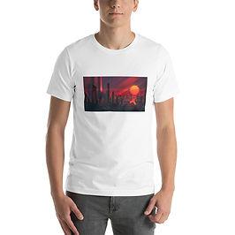 "T-Shirt ""3019 City of Bright Lights"" by JoeyJazz"