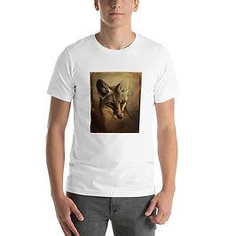 "T-Shirt ""Fires Embrace"" by Culpeo-Fox"