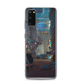 "Samsung Case ""Clash"" by thebakaarts"