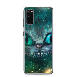 "Samsung Case ""Smile"" by phatpuppyart-studios"
