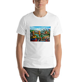 """T-Shirt """"Granville Island"""" by LauraZee"""