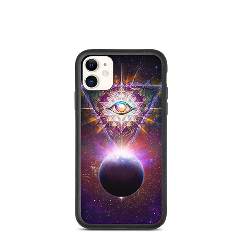 """iPhone case """"Cosmic Eye"""" by Lilyas"""