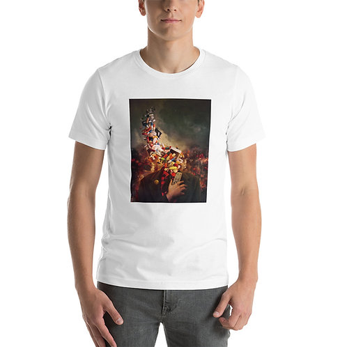 """T-Shirt """"Comfortably Numb"""" by Aegis-Illustration"""