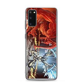 """Samsung Case """"Clash"""" by el-grimlock"""