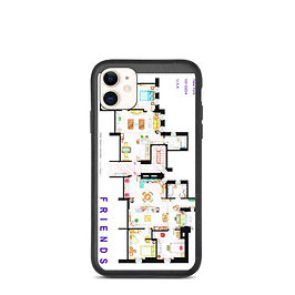 """iPhone case """"Friends"""" by NikNeuk"""