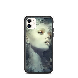 """iPhone case """"Fly"""" by Escume"""