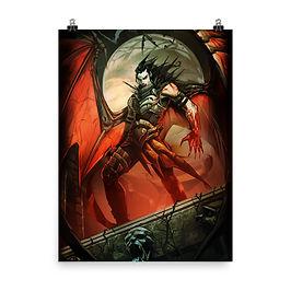 """Poster """"Vampire"""" by el-grimlock"""
