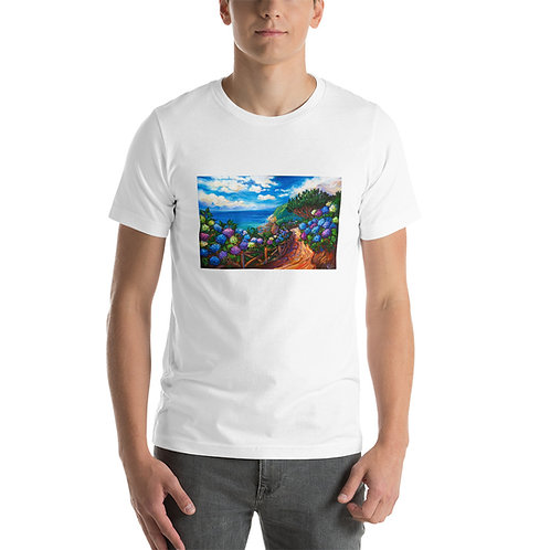 """T-Shirt """"Azores Walk"""" by LauraZee"""