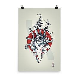 "Poster ""lpiratepreshi"" by remiismeltingdots"