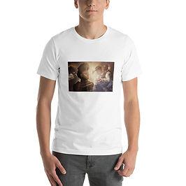 """T-Shirt """"The Speakeasy"""" by phatpuppyart-studios"""