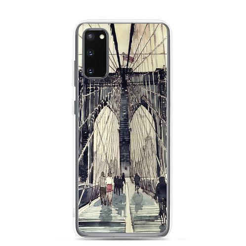 """Samsung Case """"Brooklyn Bridge"""" by Takmaj"""