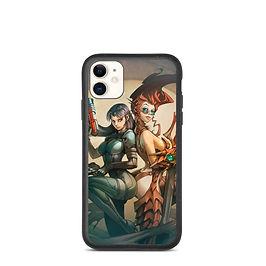"""iPhone case """"Fantasy and Sci-Fi"""" by el-grimlock"""
