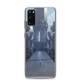 "Samsung Case ""Explorer"" by thebakaarts"