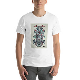 "T-Shirt ""absmaskhd"" by remiismeltingdots"
