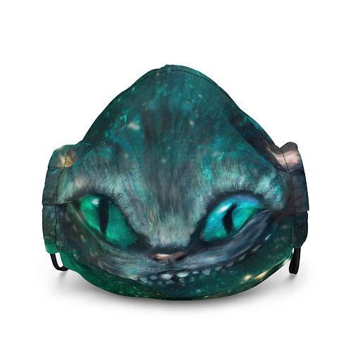 "Mask ""Smile"" by phatpuppyart-studios"