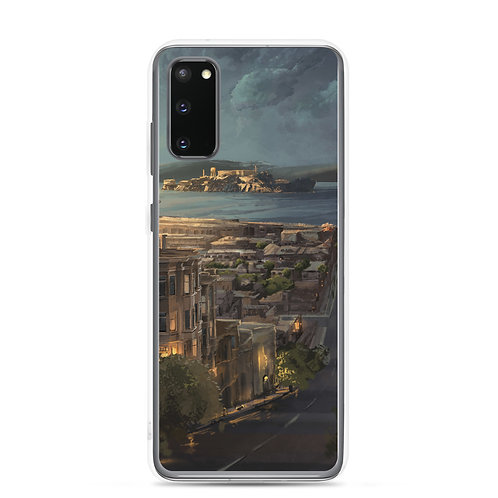 """Samsung Case """"Alcatraz"""" by chateaugrief"""