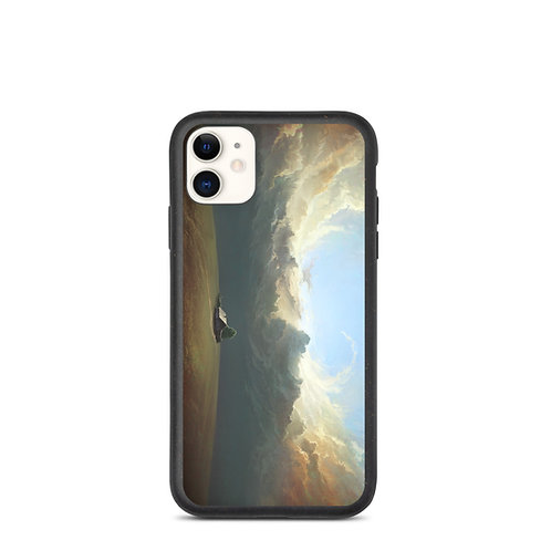 """iPhone case """"at-world-ends"""" by RHADS"""