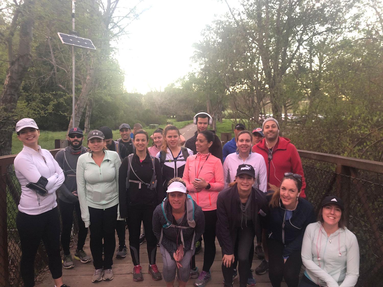 Ortega Park Morning Running Group