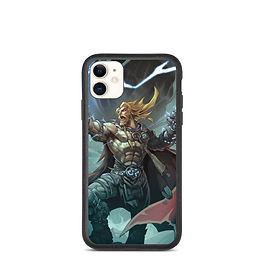 """iPhone case """"Thor"""" by el-grimlock"""
