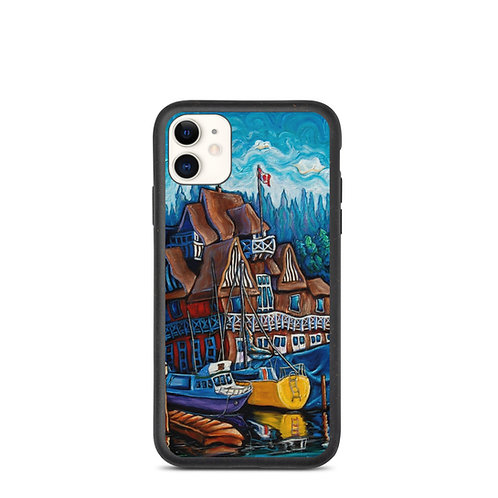 """iPhone case """"Vancouver Rowing Club"""" by LauraZee"""