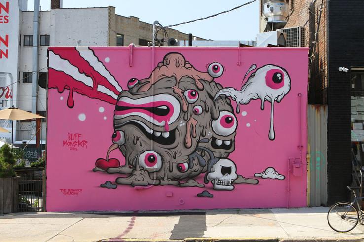 Brooklyn, 2015