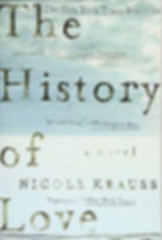 A History of Love by Nicole Krauss