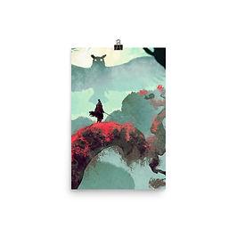 "Poster ""Sekiro"" by Anatofinnstark"