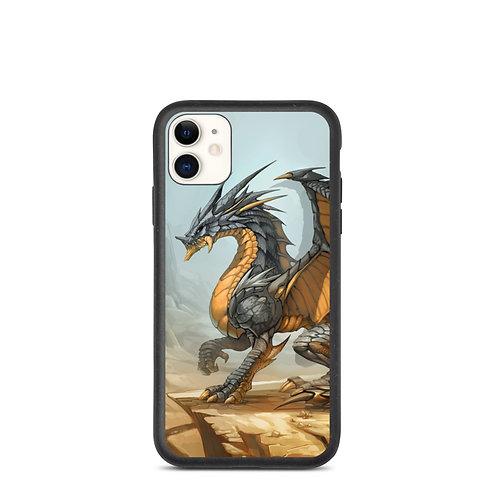 """iPhone case """"Ash Dragon"""" by el-grimlock"""