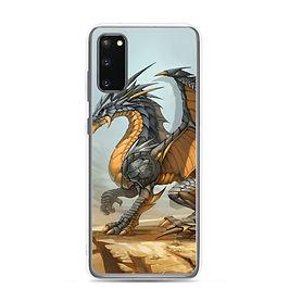 """Samsung Case """"Ash Dragon"""" by el-grimlock"""