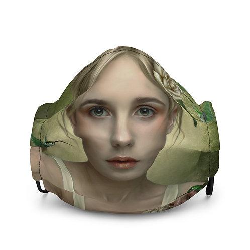 "Mask ""Colibries"" by ElenaDudina"