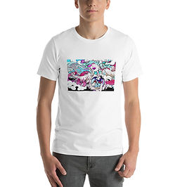 """T-Shirt """"Untitled"""" by MoxxiMonroe"""