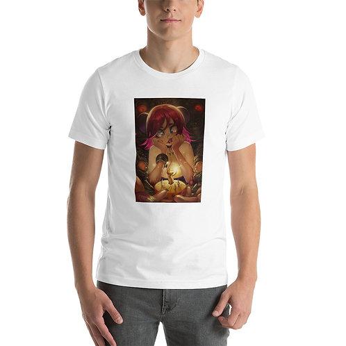 "T-Shirt ""Hunger Strike"" by Elsevilla"