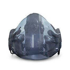 "Mask ""Explorer"" by thebakaarts"