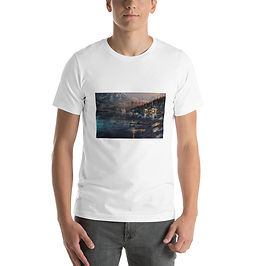 """T-Shirt """"Lake Tahoe"""" by chateaugrief"""