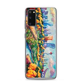 "Samsung Case ""Calgary Horizon"" by LauraZee"