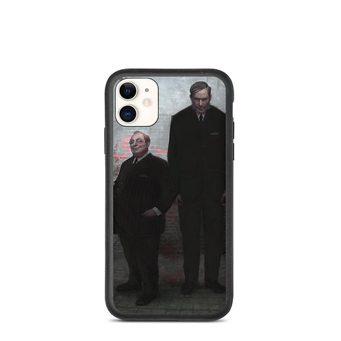 """iPhone case """"The Old Firm"""" by JeffLeeJohnson"""