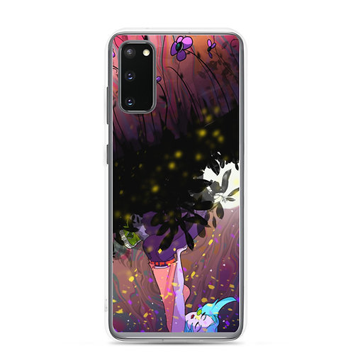"""Samsung Case """"The Flowers"""" by MoxxiMonroe"""