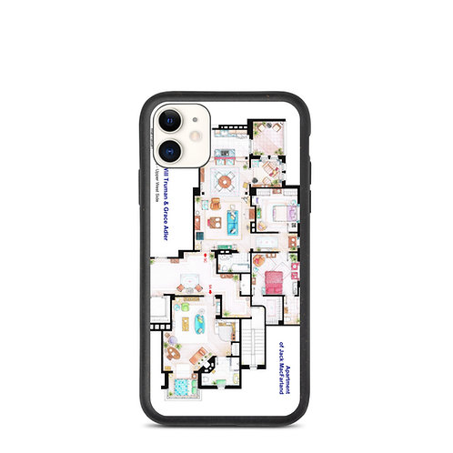 """iPhone case """"Will and Grace"""" by NikNeuk"""