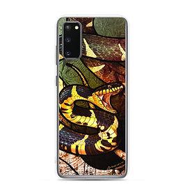 "Samsung Case ""Mangrove Snake"" by Culpeo-Fox"