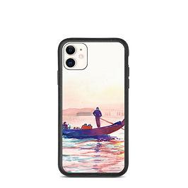 "iPhone case ""Canale Grande Vinezia"" by Takmaj"