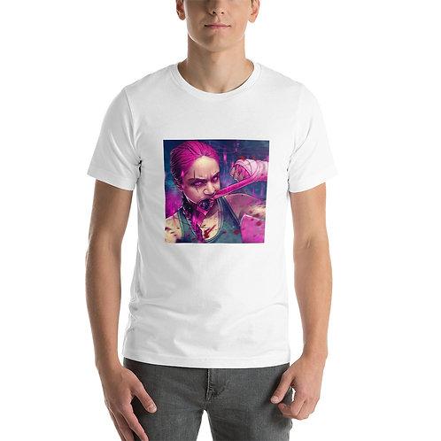 "T-Shirt ""Magenta Rage"" by DasGnomo"