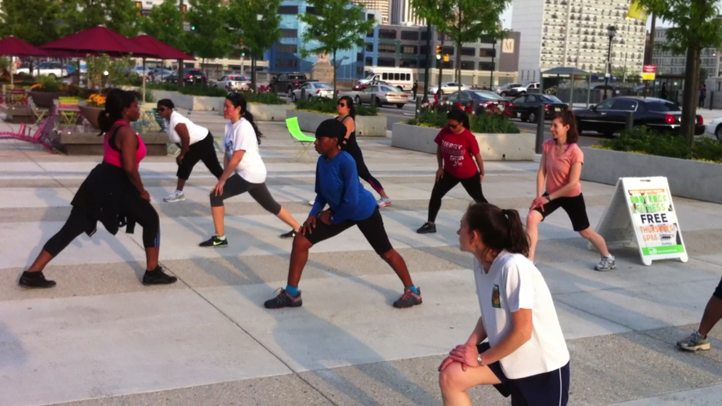BODYROCK BOOTCAMP OUTDOOR