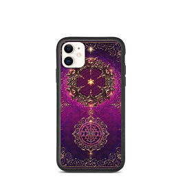 """iPhone case """"Cosmic Love"""" by Lilyas"""