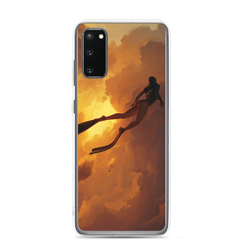 "Samsung Case ""Freedive"" by RHADS"