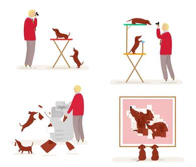 Meet The Artist - David Hockney