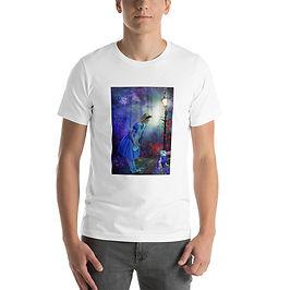 "T-Shirt ""Back to Wonderland"" by phatpuppyart-studios"