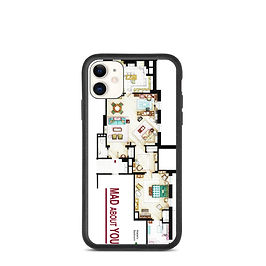 """iPhone case """"Mad About You"""" by NikNeuk"""