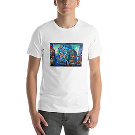 """T-Shirt """"DTES"""" by LauraZee"""
