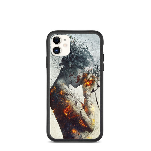 "iPhone case ""Deliberation"" by Aegis-Illustration"